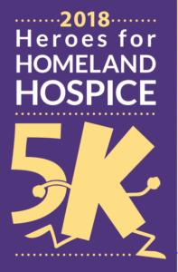 Heroes for Homeland Hospice 5K