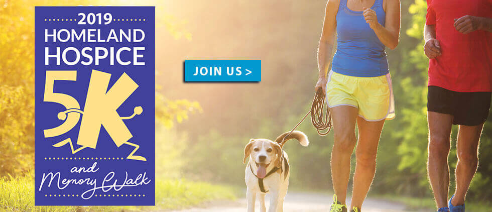 Homeland Hospice 5K — Join Us