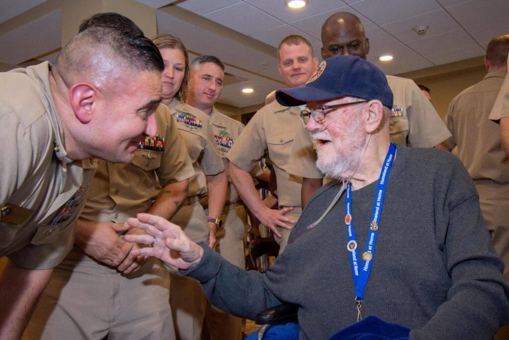 For Love of Country: Retired Chief Petty Officer and Corpsman John Keeney