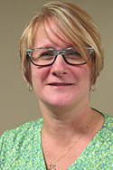 Cathy Whiteside, Assistant Director of Clinical Services at Homeland Hospice